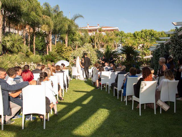 Il matrimonio di Angelo e Serena a Pontinia, Latina 7