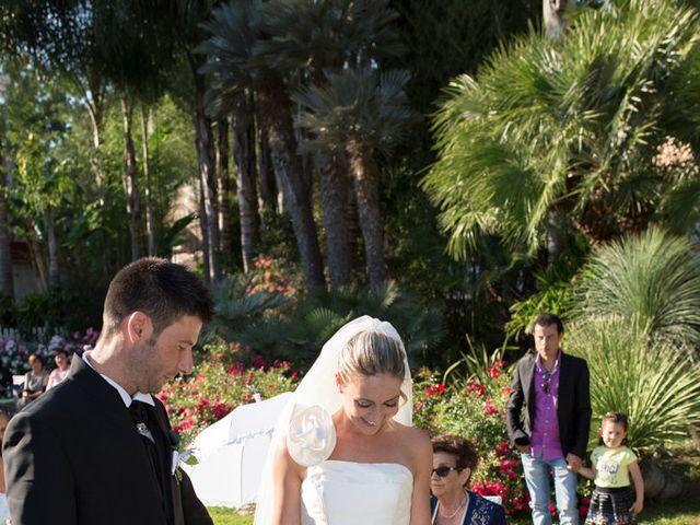 Il matrimonio di Angelo e Serena a Pontinia, Latina 8