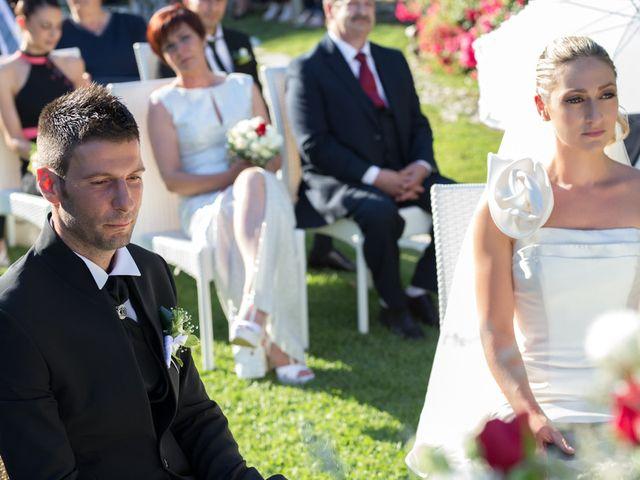 Il matrimonio di Angelo e Serena a Pontinia, Latina 9
