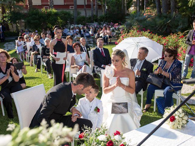 Il matrimonio di Angelo e Serena a Pontinia, Latina 10
