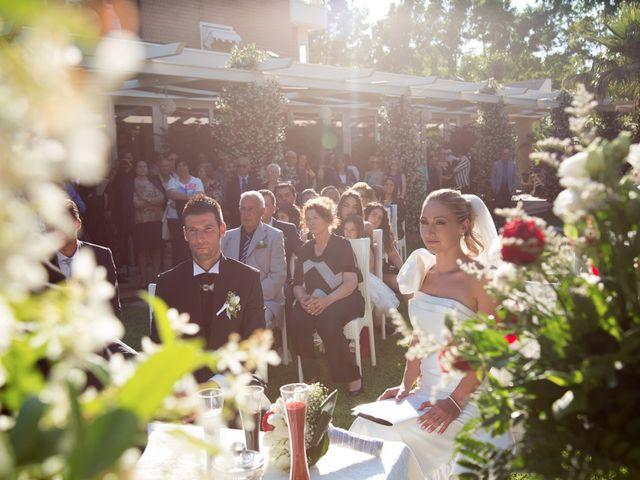 Il matrimonio di Angelo e Serena a Pontinia, Latina 11