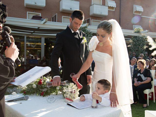 Il matrimonio di Angelo e Serena a Pontinia, Latina 13