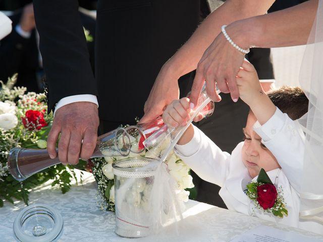 Il matrimonio di Angelo e Serena a Pontinia, Latina 14