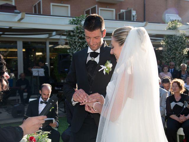 Il matrimonio di Angelo e Serena a Pontinia, Latina 17