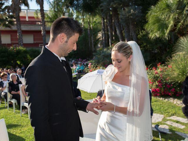 Il matrimonio di Angelo e Serena a Pontinia, Latina 18