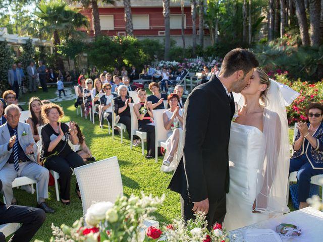 Il matrimonio di Angelo e Serena a Pontinia, Latina 19