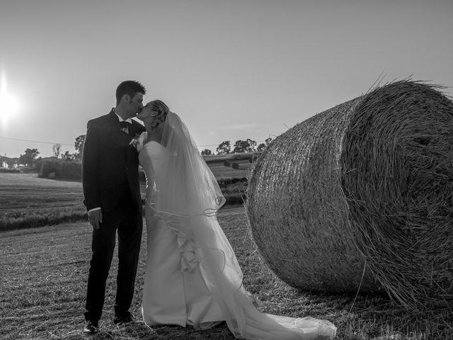 Il matrimonio di Angelo e Serena a Pontinia, Latina 25