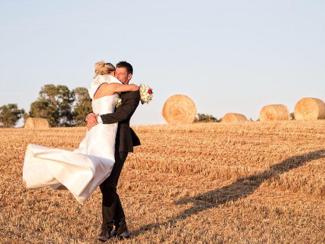 Il matrimonio di Angelo e Serena a Pontinia, Latina 39