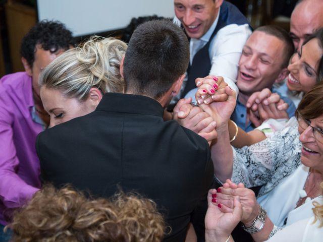 Il matrimonio di Angelo e Serena a Pontinia, Latina 50