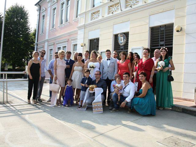 Il matrimonio di  Pavlo e  Anastasyia a Rosà, Vicenza 42