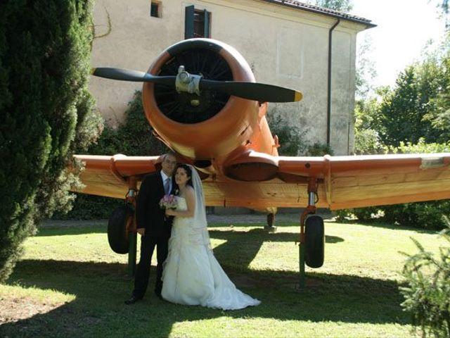 Il matrimonio di Diego e Elena a Grisignano di Zocco, Vicenza 13