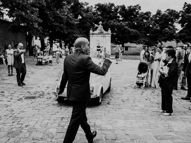 Il matrimonio di Cristina e Matteo a Montegranaro, Fermo 21