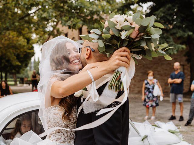 Il matrimonio di Cristina e Matteo a Montegranaro, Fermo 22