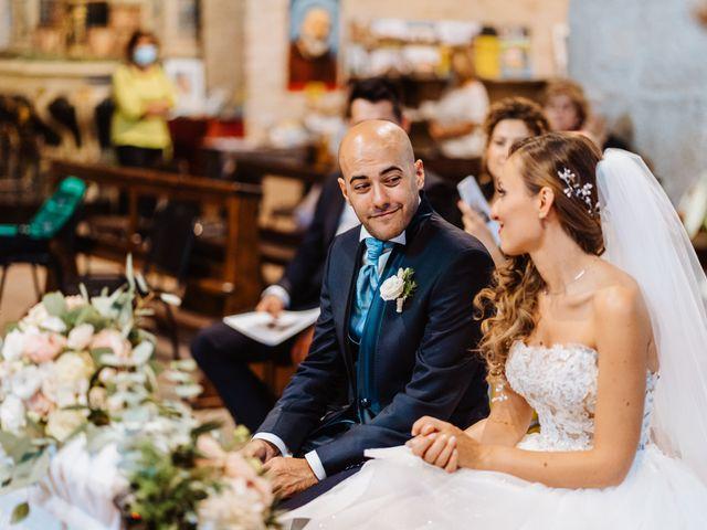 Il matrimonio di Cristina e Matteo a Montegranaro, Fermo 23