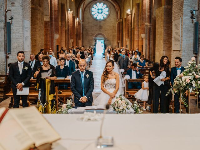 Il matrimonio di Cristina e Matteo a Montegranaro, Fermo 24