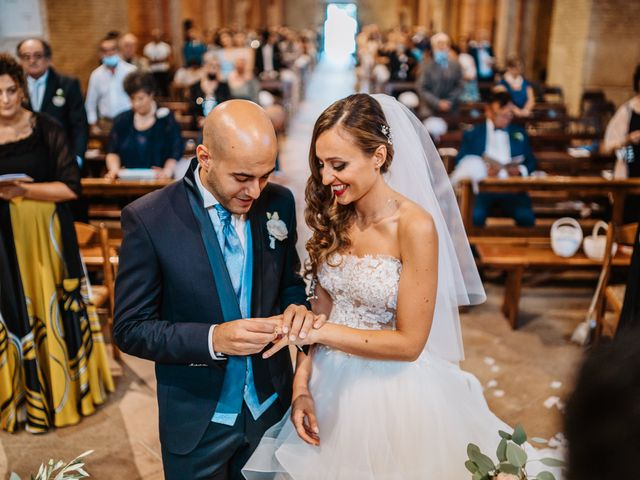 Il matrimonio di Cristina e Matteo a Montegranaro, Fermo 26