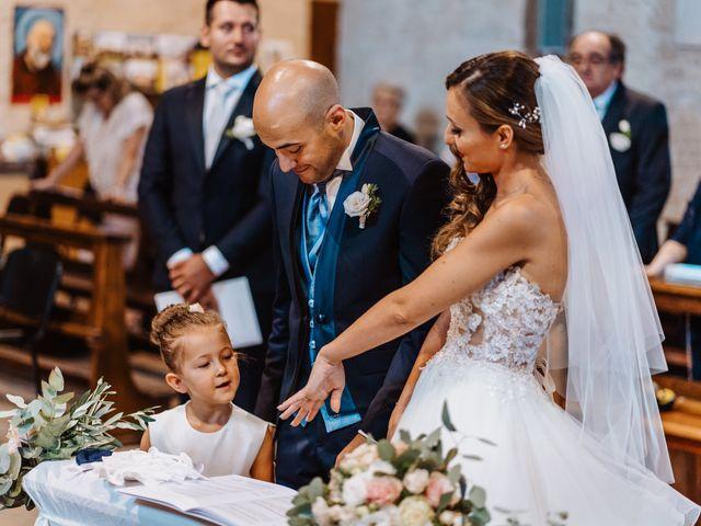 Il matrimonio di Cristina e Matteo a Montegranaro, Fermo 29