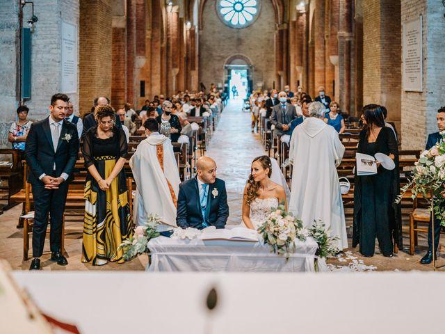 Il matrimonio di Cristina e Matteo a Montegranaro, Fermo 30