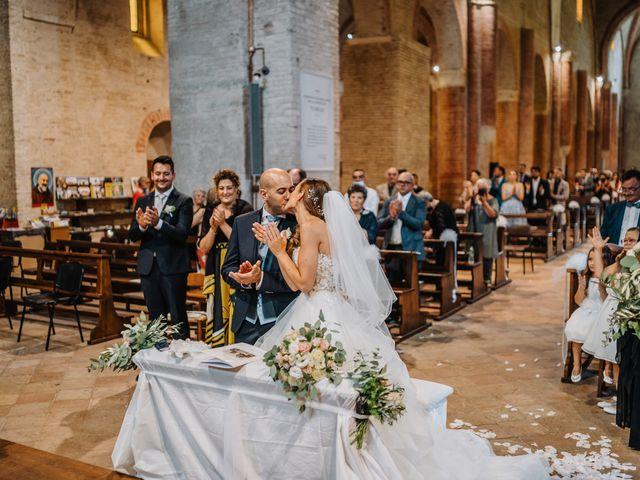 Il matrimonio di Cristina e Matteo a Montegranaro, Fermo 31