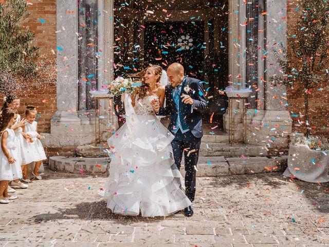 Il matrimonio di Cristina e Matteo a Montegranaro, Fermo 32