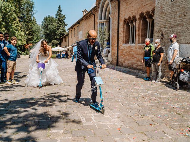 Il matrimonio di Cristina e Matteo a Montegranaro, Fermo 33