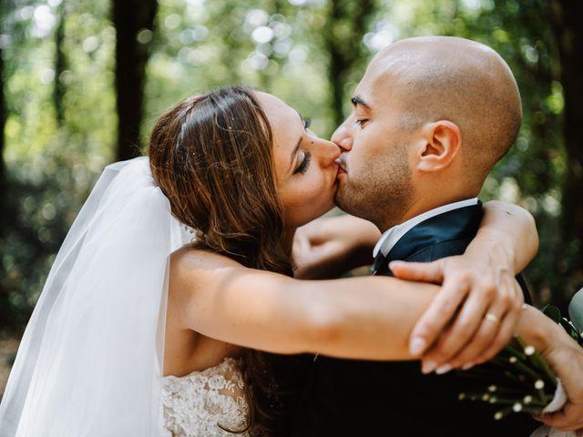 Il matrimonio di Cristina e Matteo a Montegranaro, Fermo 40