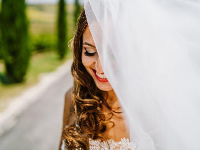Il matrimonio di Cristina e Matteo a Montegranaro, Fermo 42