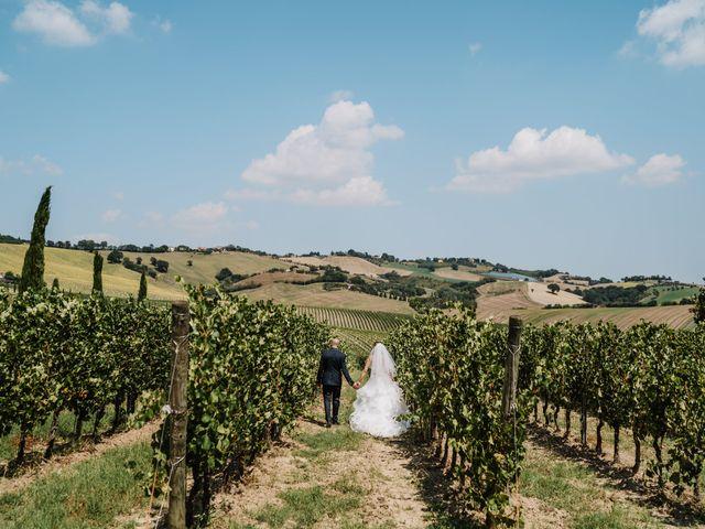 Il matrimonio di Cristina e Matteo a Montegranaro, Fermo 44