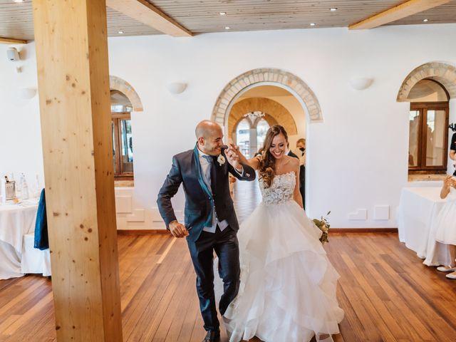 Il matrimonio di Cristina e Matteo a Montegranaro, Fermo 45