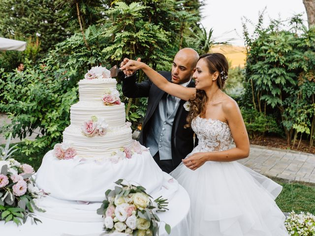 Il matrimonio di Cristina e Matteo a Montegranaro, Fermo 62