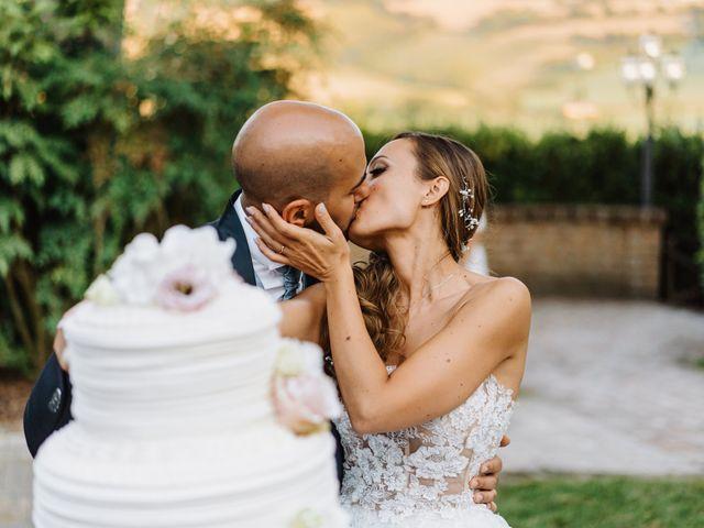 Il matrimonio di Cristina e Matteo a Montegranaro, Fermo 63