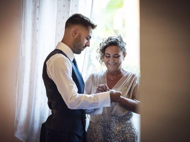 Il matrimonio di Danilo e Valentina a Cavour, Torino 1