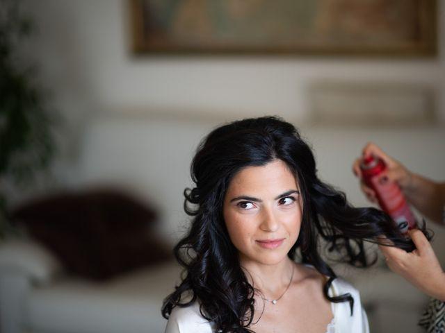 Il matrimonio di Flavia e Andrea a Grottaferrata, Roma 3