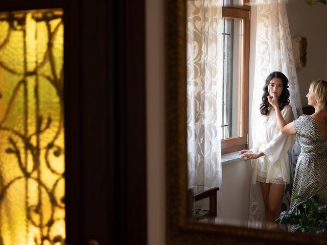 Il matrimonio di Flavia e Andrea a Grottaferrata, Roma 5