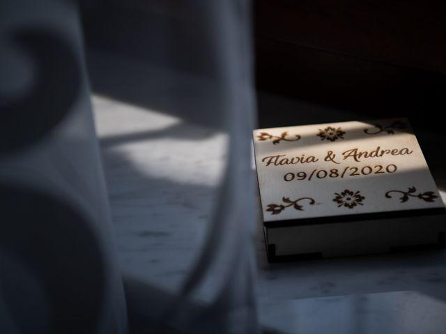 Il matrimonio di Flavia e Andrea a Grottaferrata, Roma 8