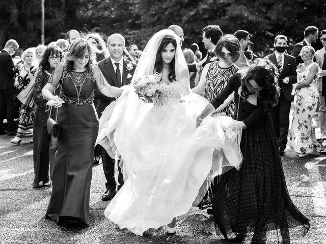 Il matrimonio di Flavia e Andrea a Grottaferrata, Roma 16