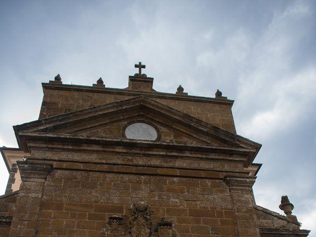 Il matrimonio di Flavia e Andrea a Grottaferrata, Roma 17