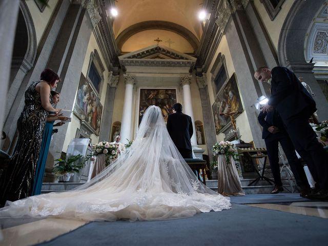 Il matrimonio di Flavia e Andrea a Grottaferrata, Roma 18
