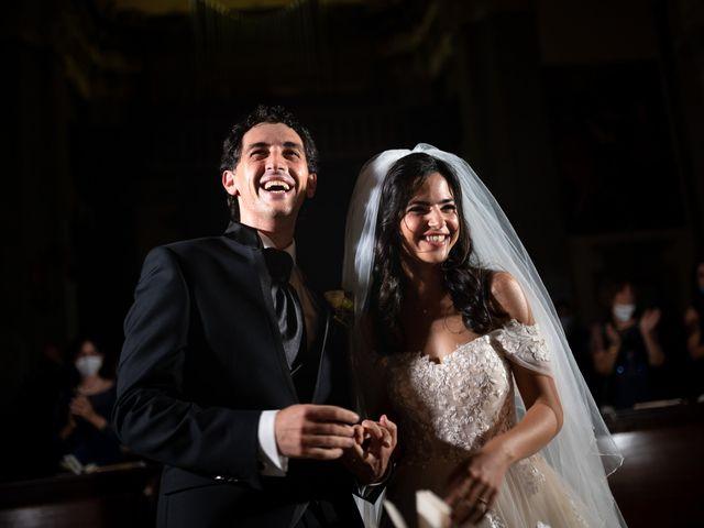 Il matrimonio di Flavia e Andrea a Grottaferrata, Roma 19