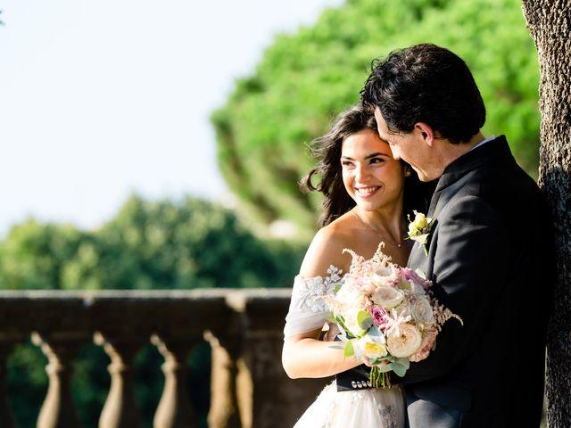 Il matrimonio di Flavia e Andrea a Grottaferrata, Roma 21