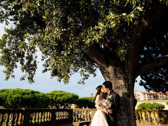 Il matrimonio di Flavia e Andrea a Grottaferrata, Roma 22