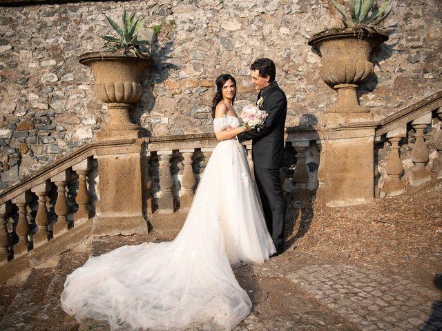 Il matrimonio di Flavia e Andrea a Grottaferrata, Roma 23