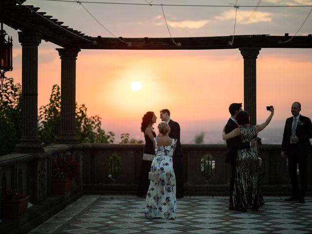 Il matrimonio di Flavia e Andrea a Grottaferrata, Roma 25