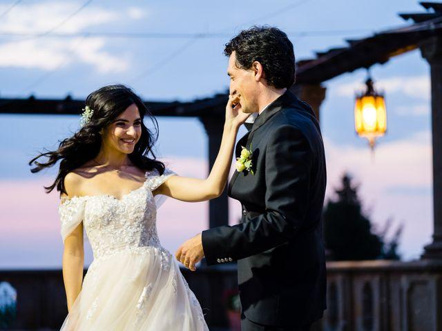 Il matrimonio di Flavia e Andrea a Grottaferrata, Roma 27