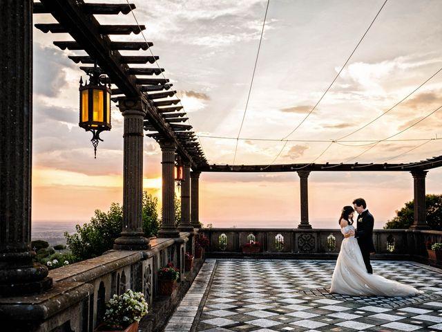 Il matrimonio di Flavia e Andrea a Grottaferrata, Roma 28