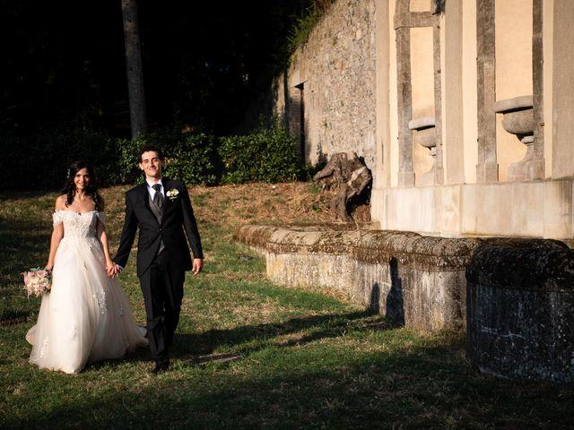 Il matrimonio di Flavia e Andrea a Grottaferrata, Roma 32