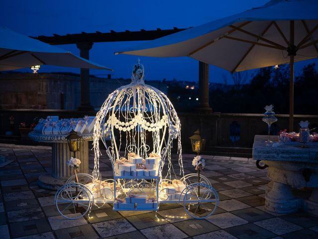 Il matrimonio di Flavia e Andrea a Grottaferrata, Roma 34