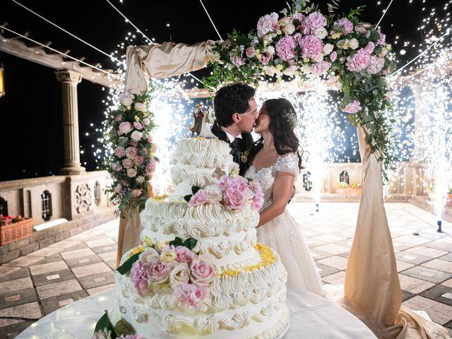 Il matrimonio di Flavia e Andrea a Grottaferrata, Roma 35