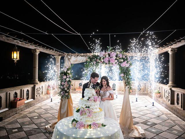 Il matrimonio di Flavia e Andrea a Grottaferrata, Roma 36