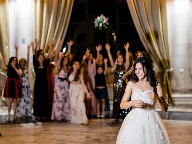Il matrimonio di Flavia e Andrea a Grottaferrata, Roma 37